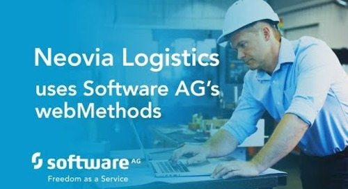 Neovia Logistics uses Software AG's webMethods