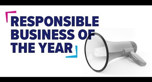 Lloyds Banking Group wins Responsible Business of the Year 2018