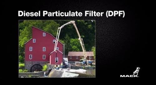 Mack TerraPro Concrete Boom Pump - Part 6: Exhaust After Treatment DPF