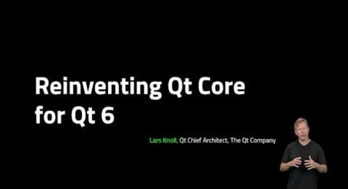 Qt6 and other cool new stuff - What's cooking? (part 2)