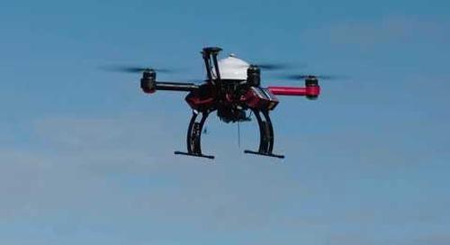 UAV BVLOS Enabling Technologies Trial