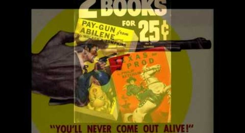 Dimes, Pulps, and Pocket Novels