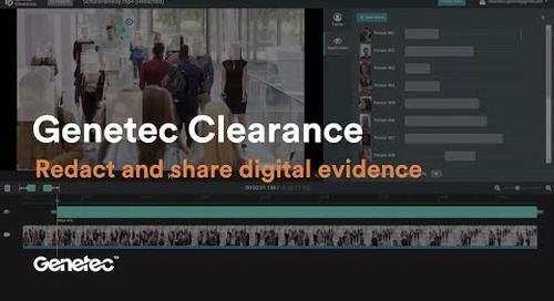 How to redact and share digital evidence