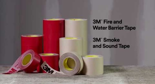 Meet the new firestopping products that raise the standard