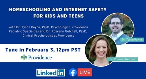 Homeschooling and Internet safety for kids and teens