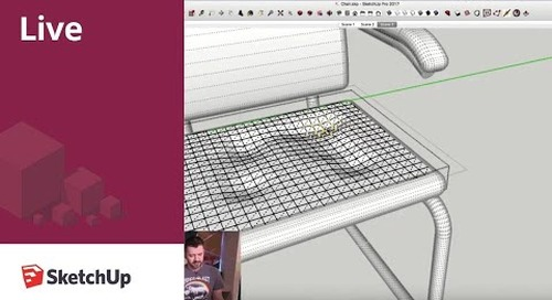 Facebook Live: SketchUp to LayOut (August 30, 2017)