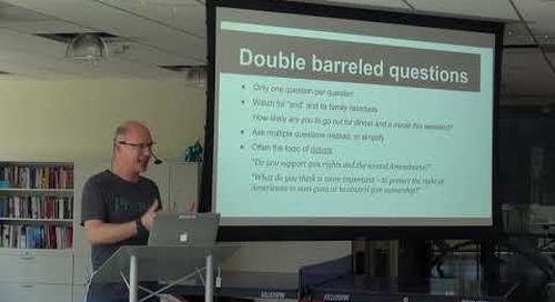 Creating Survey Questions – Dirk Janssen