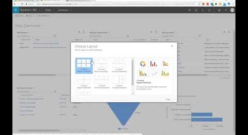 Q&A Series: Are Users Able to Create Their Own Dashboards in Microsoft Dynamics 365 for Sales