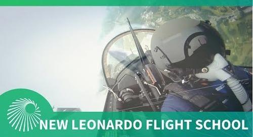 NEW Leonardo International Flight Training School
