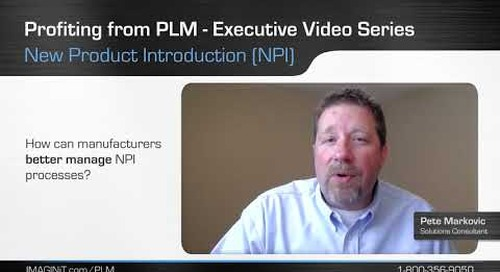 Profiting from PLM with New Production Introduction