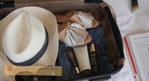 Mineral Moments: Getaway Beauty Plan