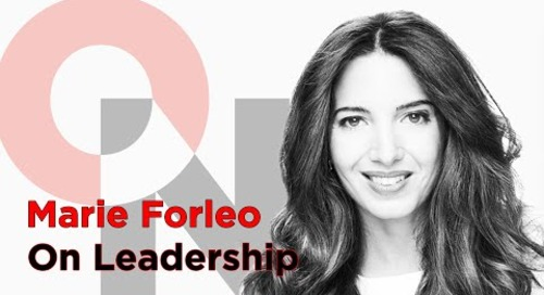 Everything is Figureoutable | Marie Forleo | FranklinCovey clip