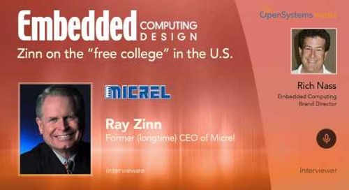 """Zinn on the """"free college"""" in the U.S."""