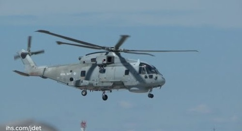 824 Naval Air Squadron on Training and preparing RN Merlin HM.2 personnel for operations and for fut