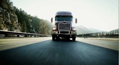 Mack Trucks: Right for the Road