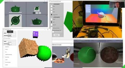 Accelerated 2D / 3D Graphics in Qt 6 {Qt Virtual Tech Con 2020}