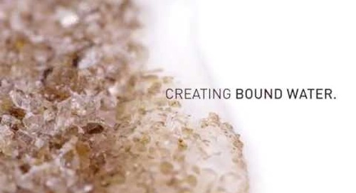 AHAVA Skin Experiment #0002: Demonstrating Bound Water