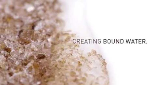 AHAVA Skin Experiment #0002: Demonstrating Bound Water