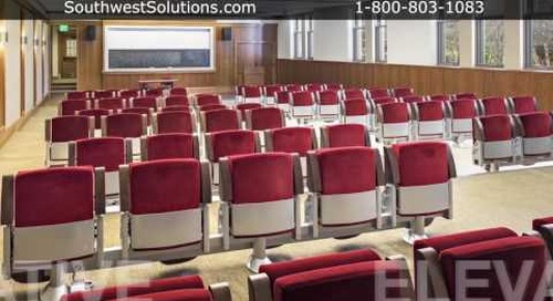 Auditorium Theater Lecture Hall Seating Chairs Collaborative Furniture