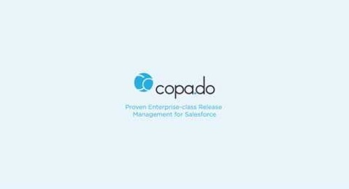 Copado Compliance Hub (CCH) Webinar