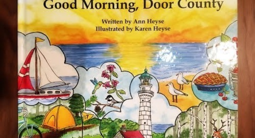 Amazing Author Ann Heyse | Door County Social