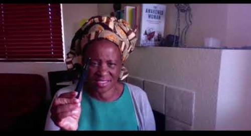 Become a Transition Person | Dr. Tererai Trent | FranklinCovey clip
