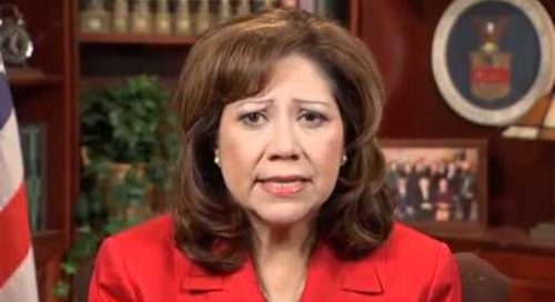 Hilda Solis, Secretary of Labor