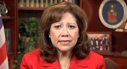 Hilda Solis, Secretary of Labor