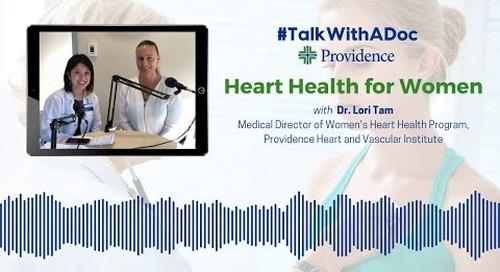 #TalkWithADoc: Heart Health for Women