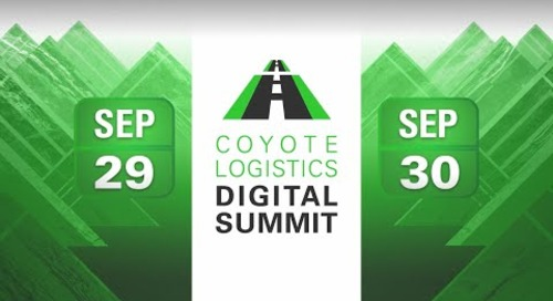 Ready for the 2021 Digital Summit? Register for Free Supply Chain Insights