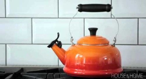 Spray Foam Insulation: Icynene in a kitchen reno.