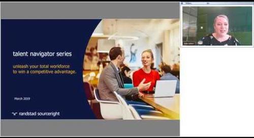 how Philips unleashes its total workforce | Talent Navigator webinar