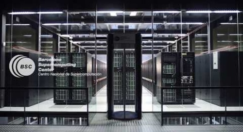 Lenovo Powers MareNostrum 4 at Barcelona Supercomputing Center