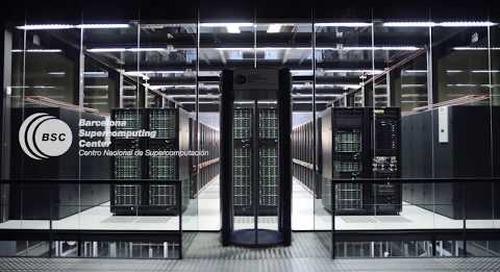 Lenovo Powers MareNostrum 4 at Barcelona Supercomputing Center