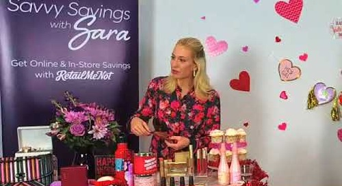 Savvy Savings with Sara | Valentine-Galentine's Day Edition