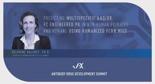 JAX Antibody Development Summit  - Delphine Valente