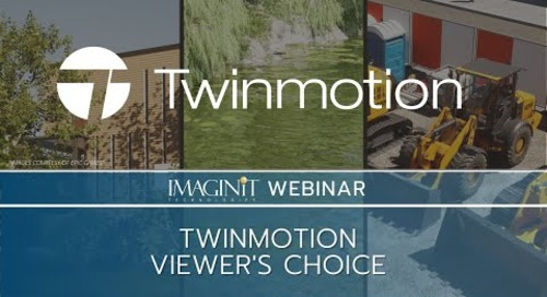 Twinmotion Viewer's Choice