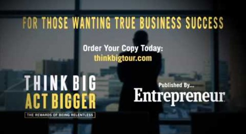 Join Me :: Think Big, Act Bigger