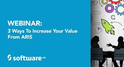 ARIS can be so much more! Three ways to increase your value from ARIS