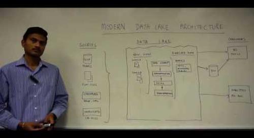Zaloni Zip: Data Warehouse Architecture