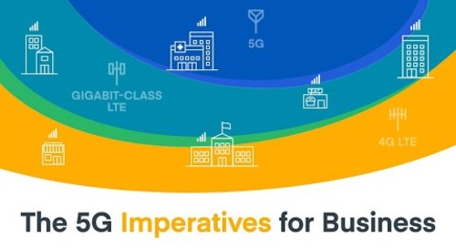 5 Keys to 5G for Business at the Edge