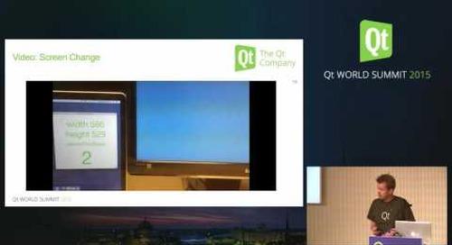 QtWS15- High dpi Qt, Morten Johan Sørvig, The Qt Company