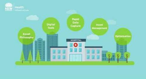 Digitise the Estate: Health Infrastructure Asset Management