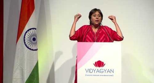 Ms Barkha Dutt's address at VidyaGyan Graduation Day   August 4, 2016