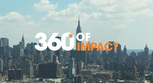 When 5 offices become 1: 360º of impact