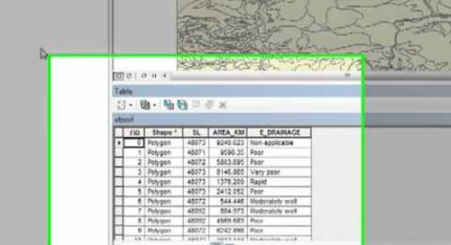 Geoprocessing in ArcGIS 10.x