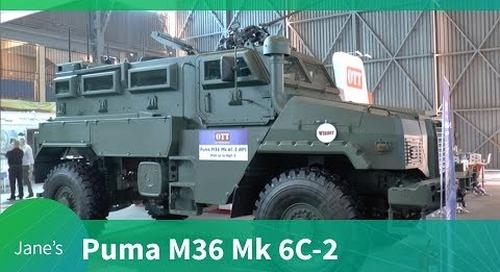 OTT Technologies present PUMA M36 Mk 6C-2 (AAD 2018)