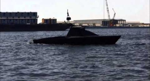 5G International: Unmanned Surface Vessels (USVs)