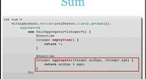 Webinar: Functional Programming without Lambdas