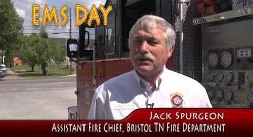 Bristol Tennessee Fire Department Video